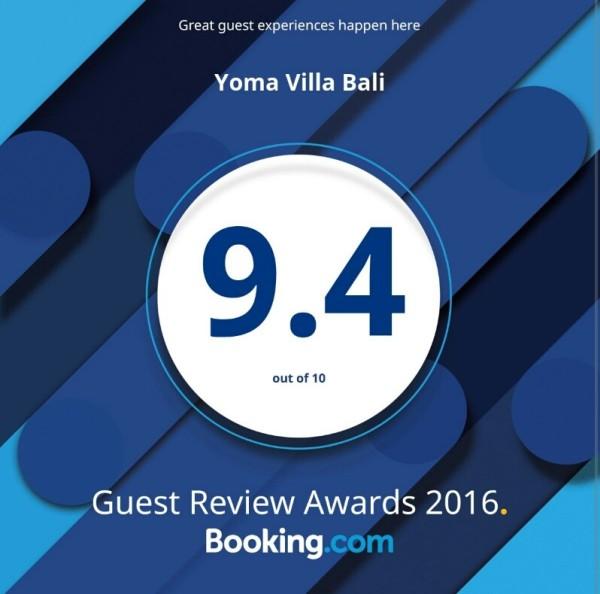 Yoma Villas Bali Luxury Private Villas With Pool In Canggu Near Echo Beach Booking Com 2016 Review Awards 9 4 Out Of 10 Yoma Villas Bali