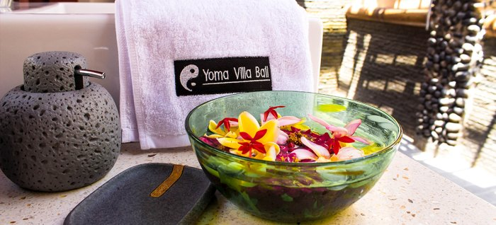 Yoma Villa Bali Luxury Bali Accommodation Facilities Daily Cleaning