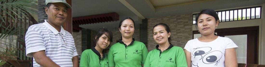 Yoma Villas Bali Contact us