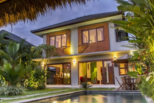 Yoma Villas Bali Luxury Bali Accommodation - Villa Bromo