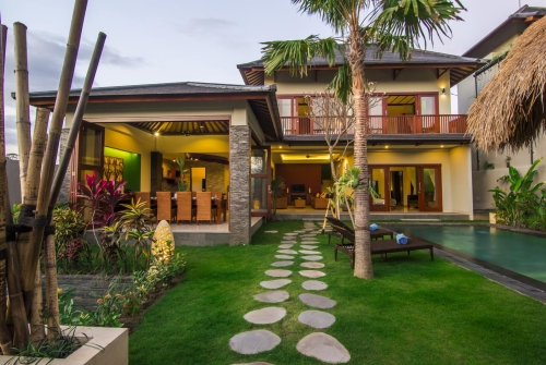 Yoma Villas Bali Luxury Bali Accommodation - Villa Tambora
