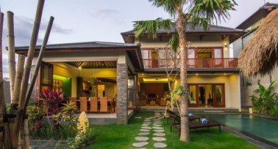 Villa Tambora luxury Bali accommodation