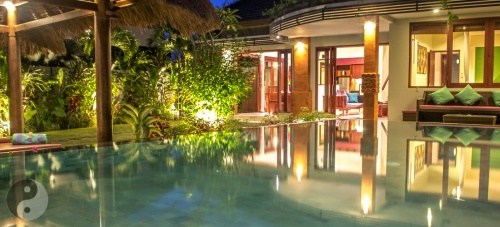 Private and luxury Canggu villas accommodation